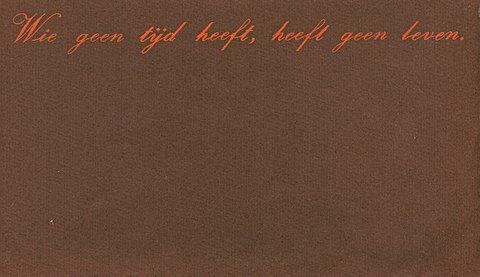 Nieuwjaar 1973 achterzijde