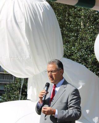 Toespraak door Burgemeester Abou Taleb